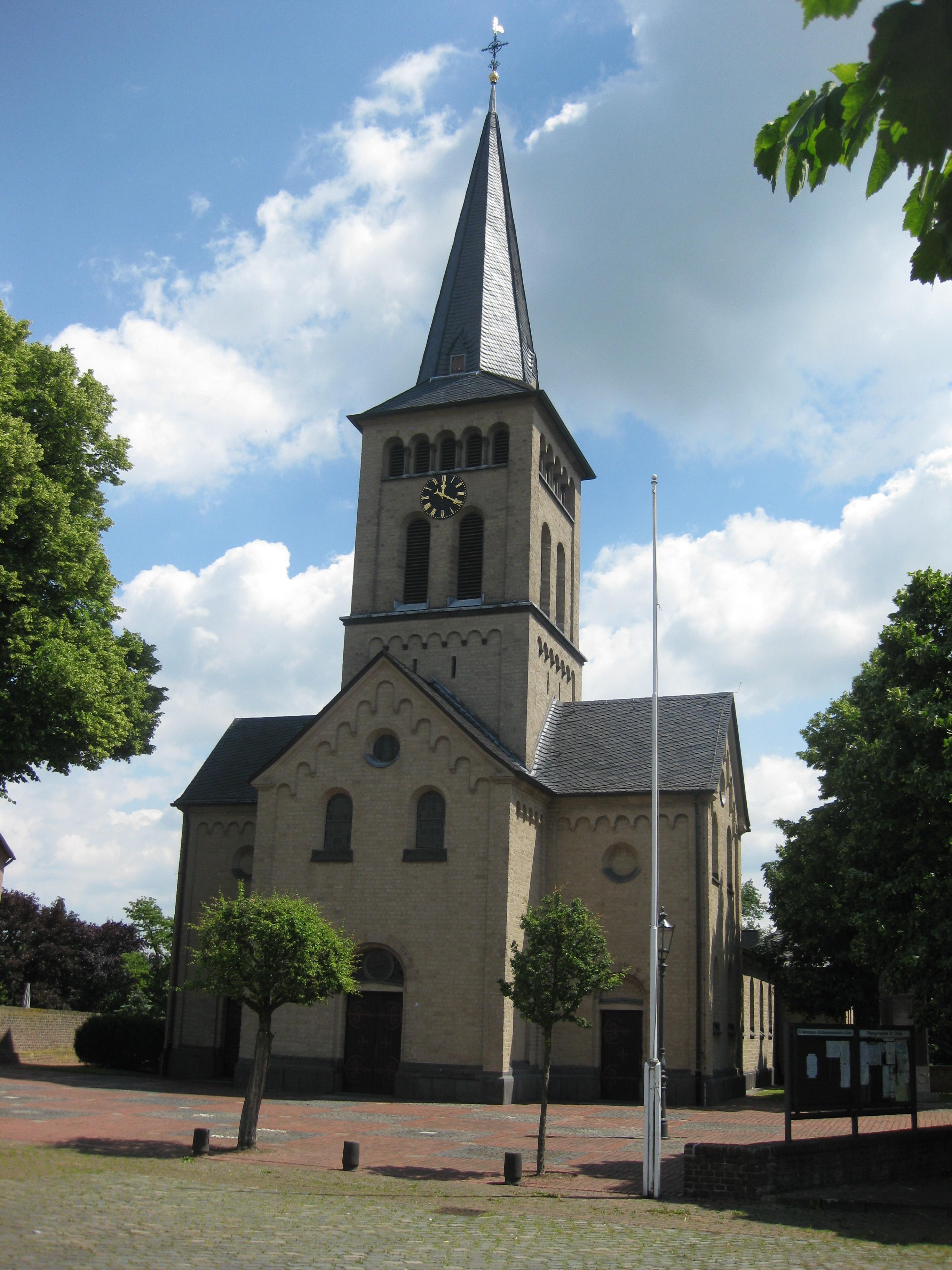 Stadt Dormagen: Denkmäler in Dormagen